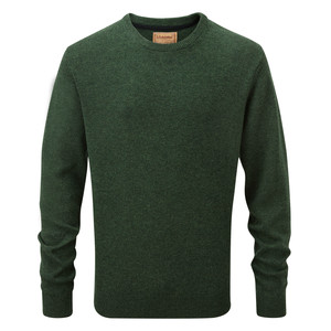 Lambswool Crew Neck Forest