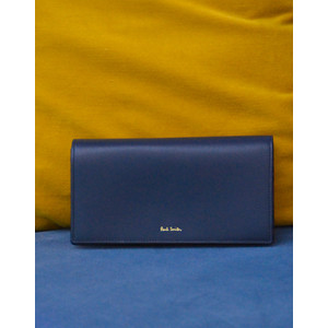 Swirl Con Purse Navy
