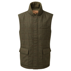Sedbergh Tweed Gilet Windsor Tweed