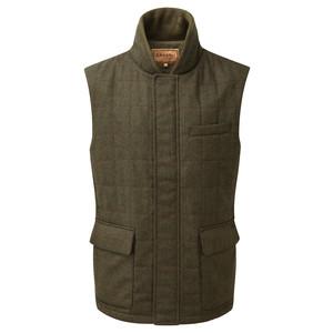 Schoffel Country Sedbergh Tweed Gilet in Windsor Tweed