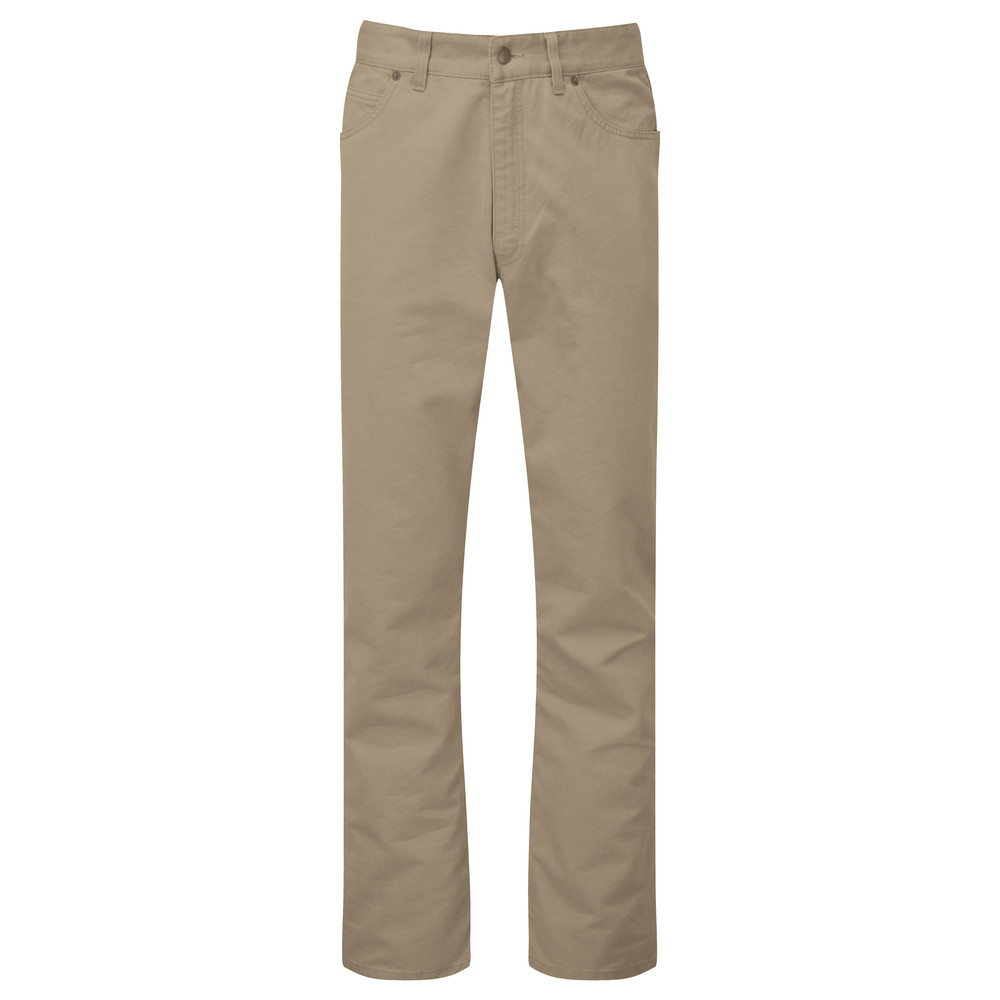Schoffel Country Canterbury Jeans 34 In Leg Camel