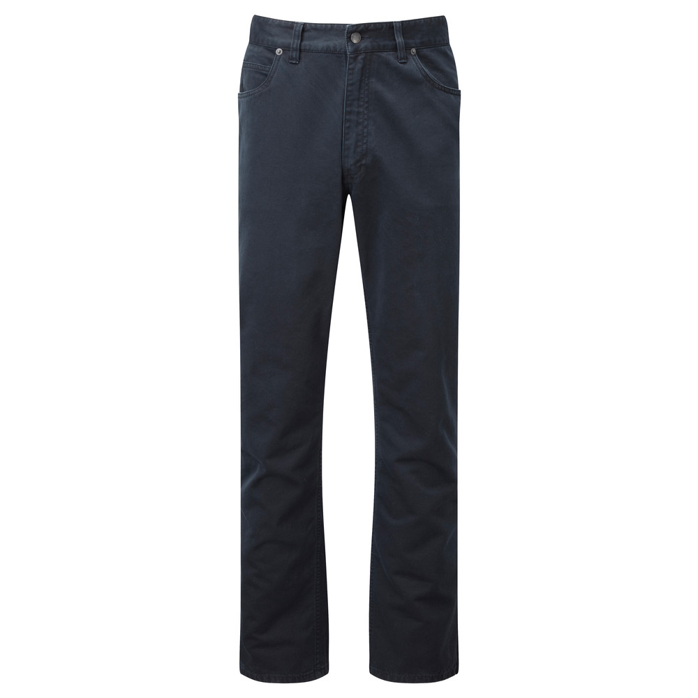 Schoffel Country Canterbury Jeans 34 In Leg Navy