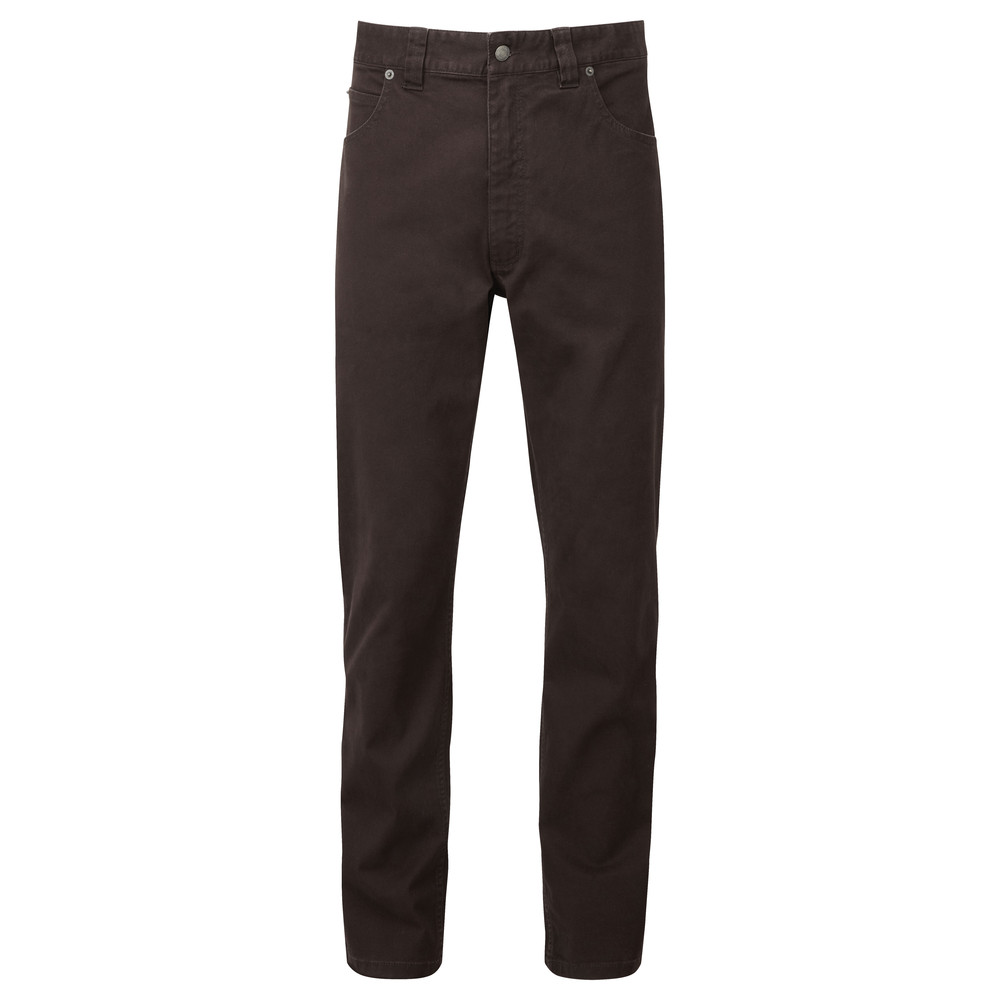 Schoffel Country Canterbury Jeans 34 In Leg Espresso