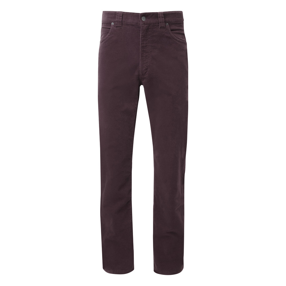 Schoffel Country Canterbury Cord Jean 32 In Leg Mulberry