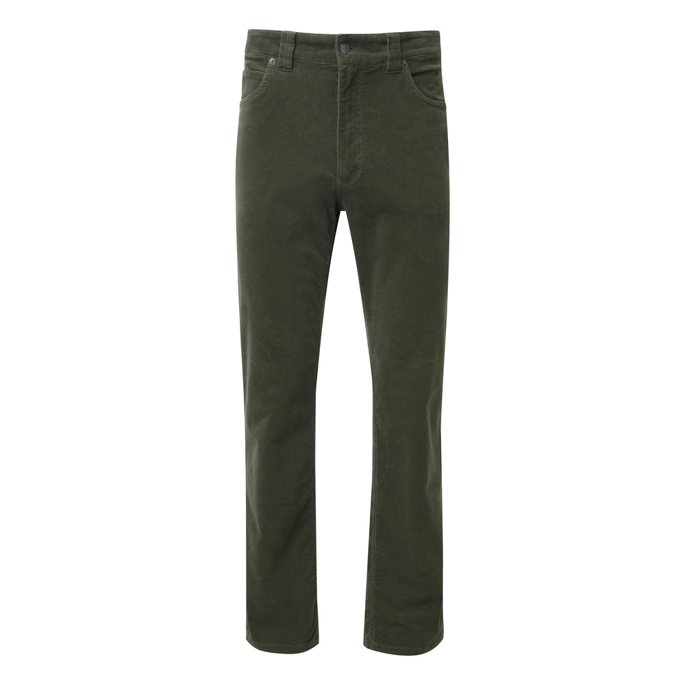 Schoffel Country Canterbury Cord Jean 34 In Leg Forest