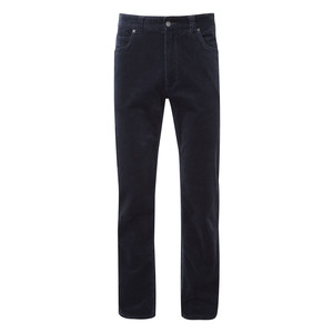Schoffel Country Canterbury Cord Jean 34 In Leg in Navy