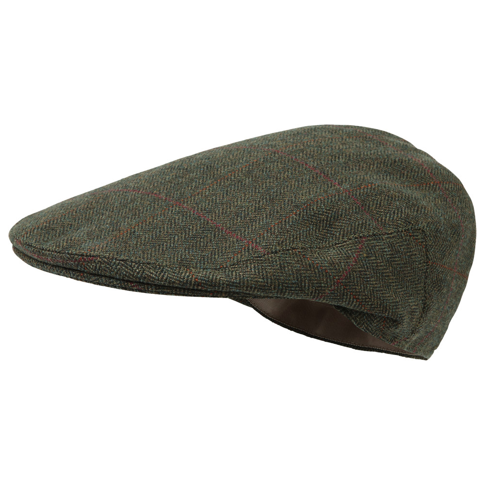 Schoffel Country Tweed Classic Cap Windsor Tweed
