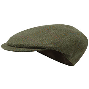 Schoffel Country Tweed Cap in Sandringham Tweed