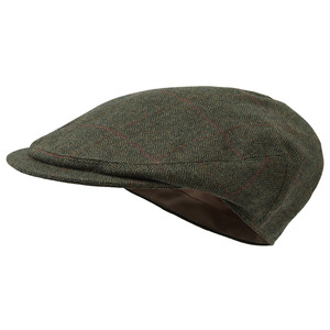 Schoffel Country Tweed Cap Sandringham Tweed