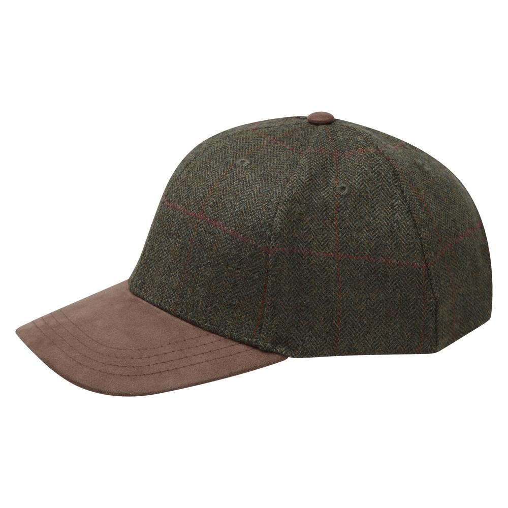 Schoffel Country Tweed Baseball Cap Windsor Tweed