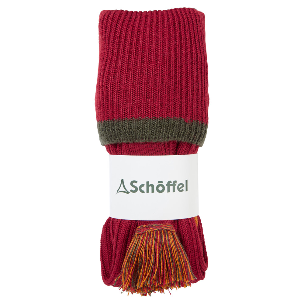 Schoffel Country Snipe Sock Brick