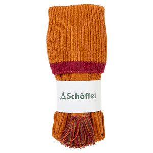 Schoffel Country Snipe Sock in Ochre