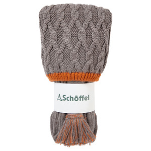 Schoffel Country Lattice Sock in Mink