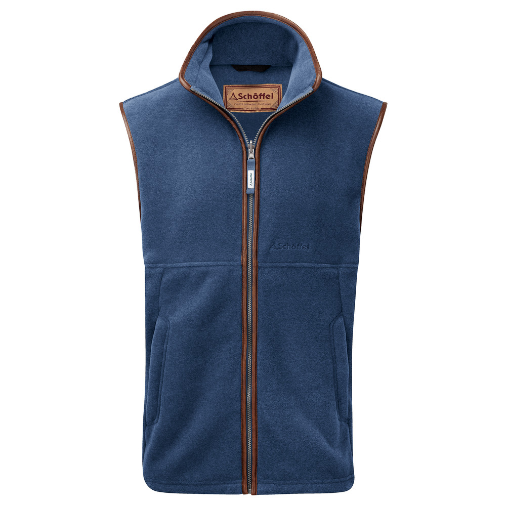Schoffel Country Oakham Gilet Denim