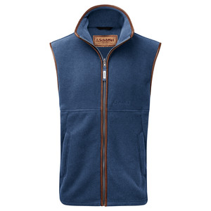 Schoffel Country Oakham Gilet in Denim
