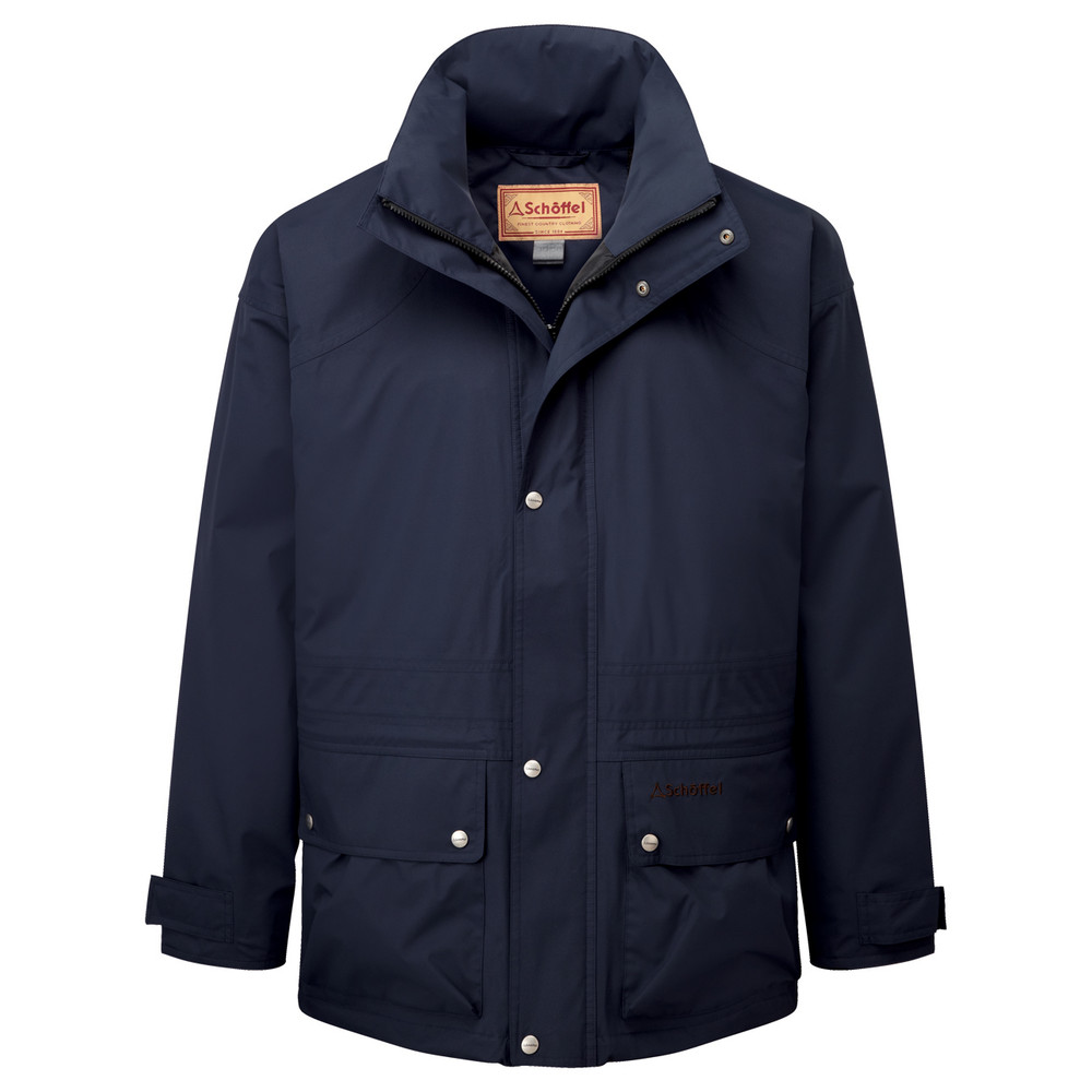 Schoffel Country Ketton Jacket Navy