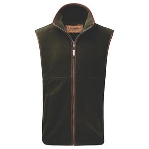 Schoffel Country Oakham Gilet in Hunter