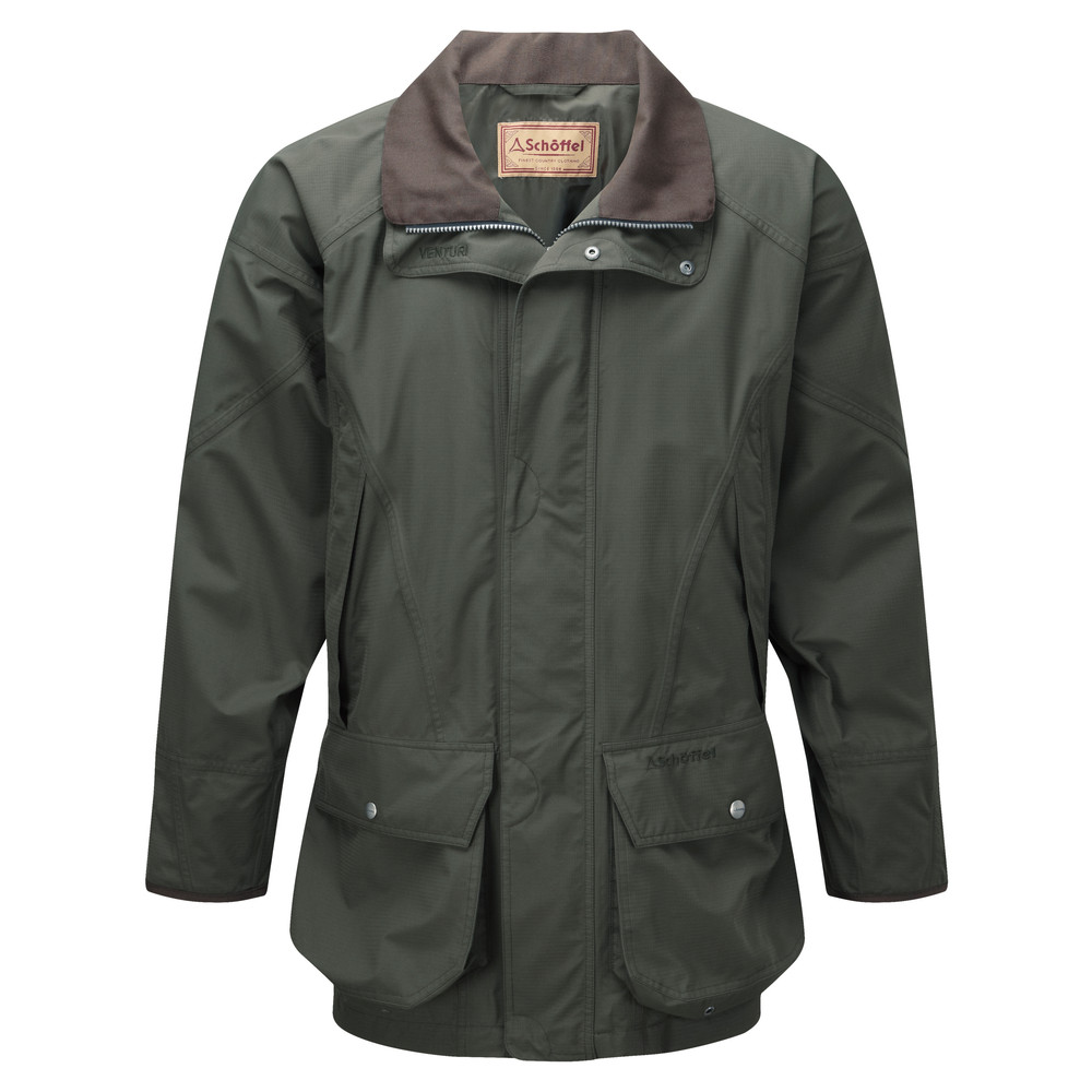 Schoffel Country Ptarmigan Ultralight Dark Olive