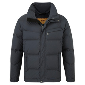 Twickenham Down Coat Charcoal