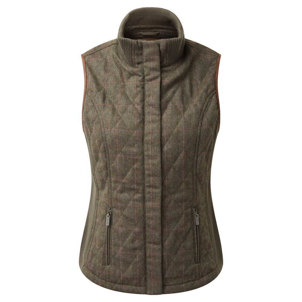 Schoffel Country Lilymere Gilet Cavell Tweed