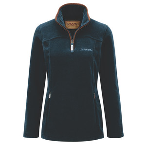 Tilton 1/4 Zip Fleece Kingfisher
