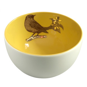 Pewee Bowl Yellow