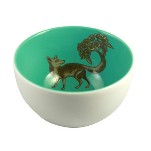 Fox Bowl Sea Green