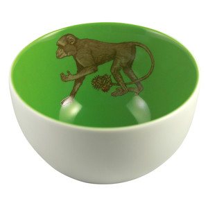 Monkey Bowl Green