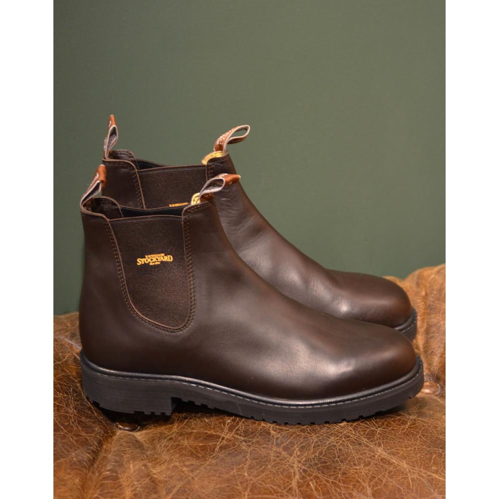 R.M.Williams Stockyard Boot Brown