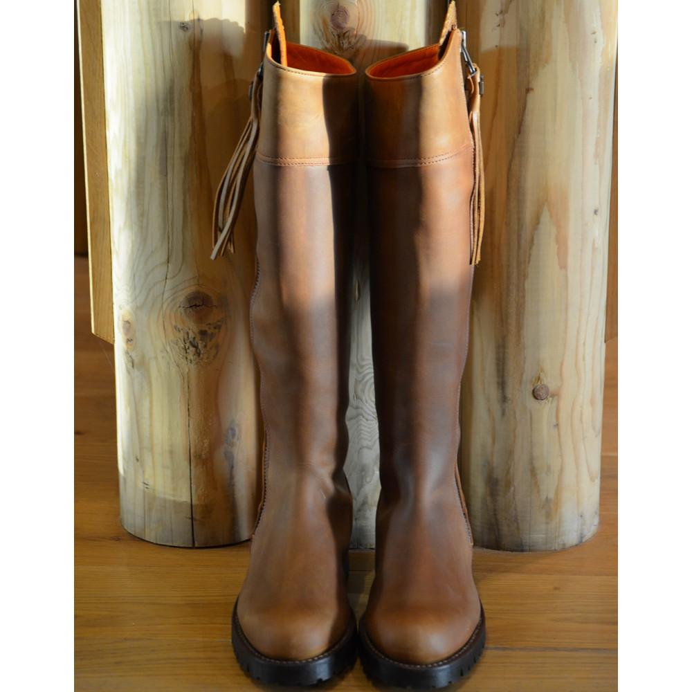 Fairfax & Favor The Imperial Explorer Boot Oak