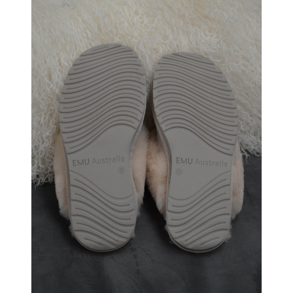 EMU Australia Jolie Metallic Silver