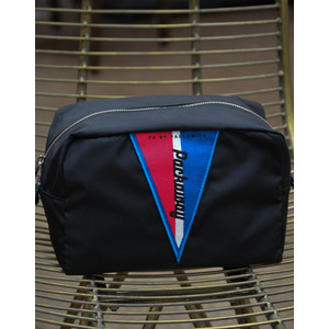 Camo Washbag Black/Multi