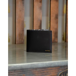 Bike Billfold Wallet Black