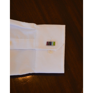 Stripe Cufflinks Multi
