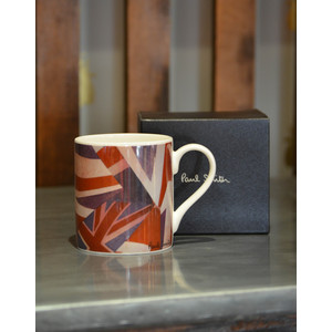 Union Jack Mug 100% Bone China Red/White/Blue