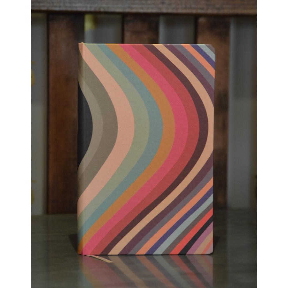 Paul Smith Accessories Multi Stripe Notebook Multicolour