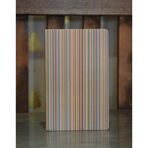 Multi Stripe Notebook Multicolour