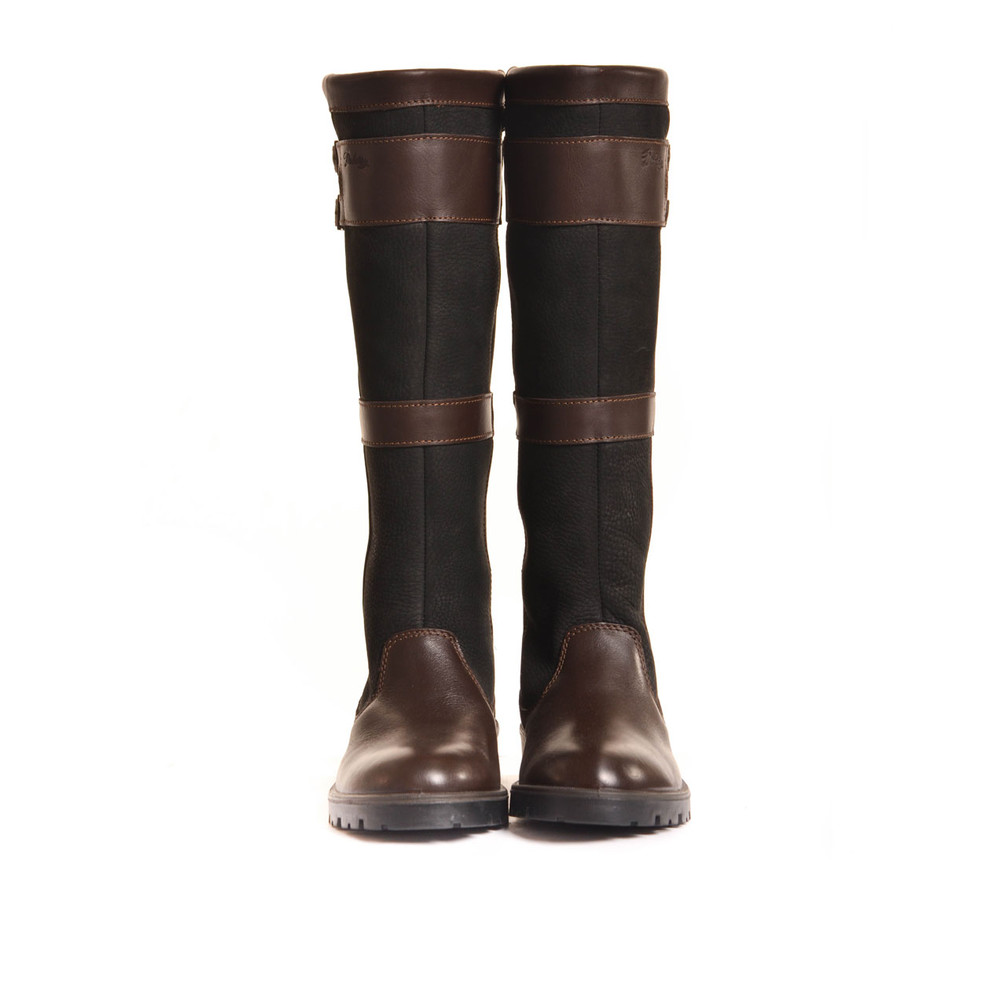 Dubarry Longford Boot Black/Brown
