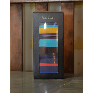 Multi 3 Pack Sock Navy/Multi