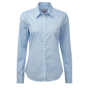 Suffolk Shirt Blue Floral