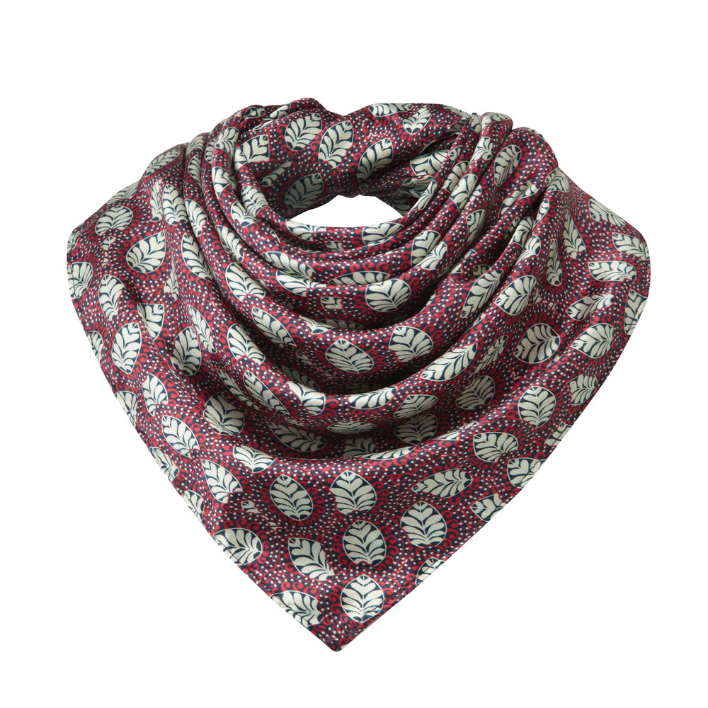 Schoffel Country Silk Scarf Multi