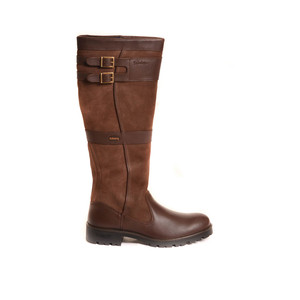 Dubarry Longford Boot in Walnut