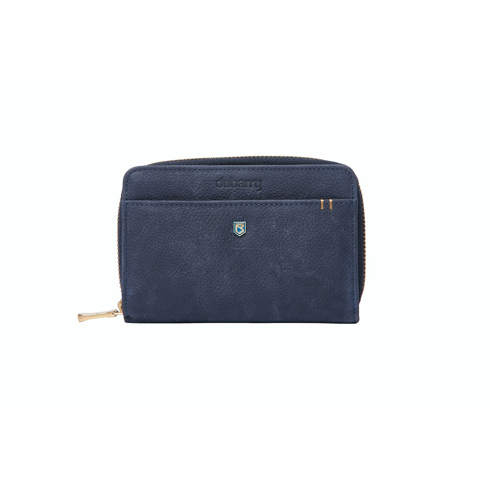 Dubarry Portrush Leather Wallet Navy