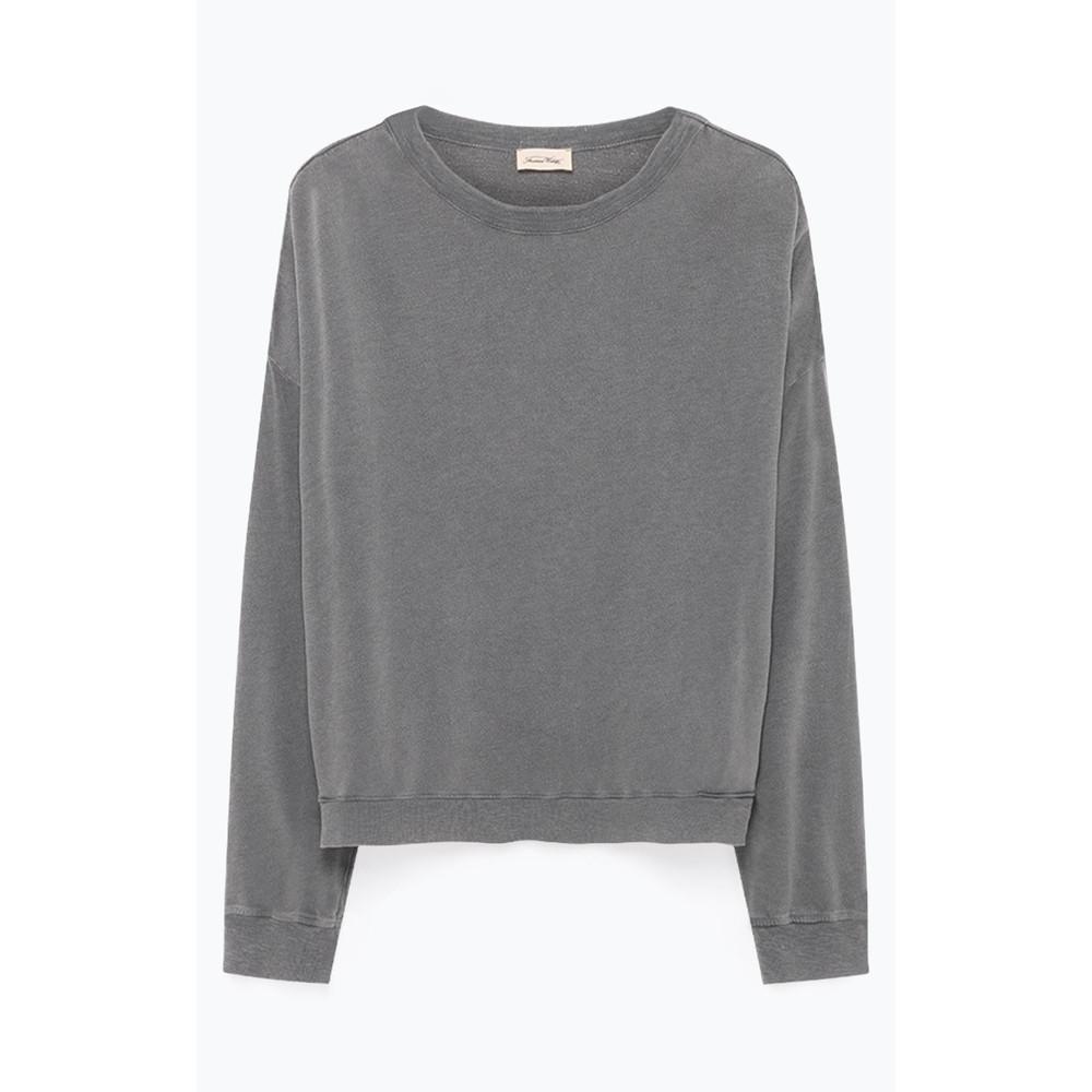 American Vintage Covibird Sweatshirt Vintage Cloudy