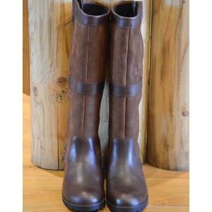 Sligo Knee-High Boot Walnut