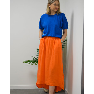 Nonogarden Long Skirt Flame
