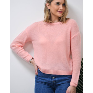 Lollys Laundry Nina Jumper in Pink