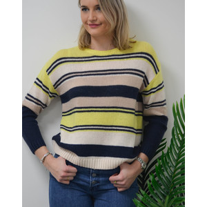 Nina Jumper stripe