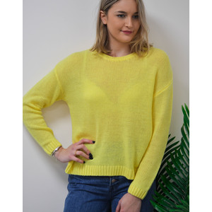 Nina Jumper Yellow