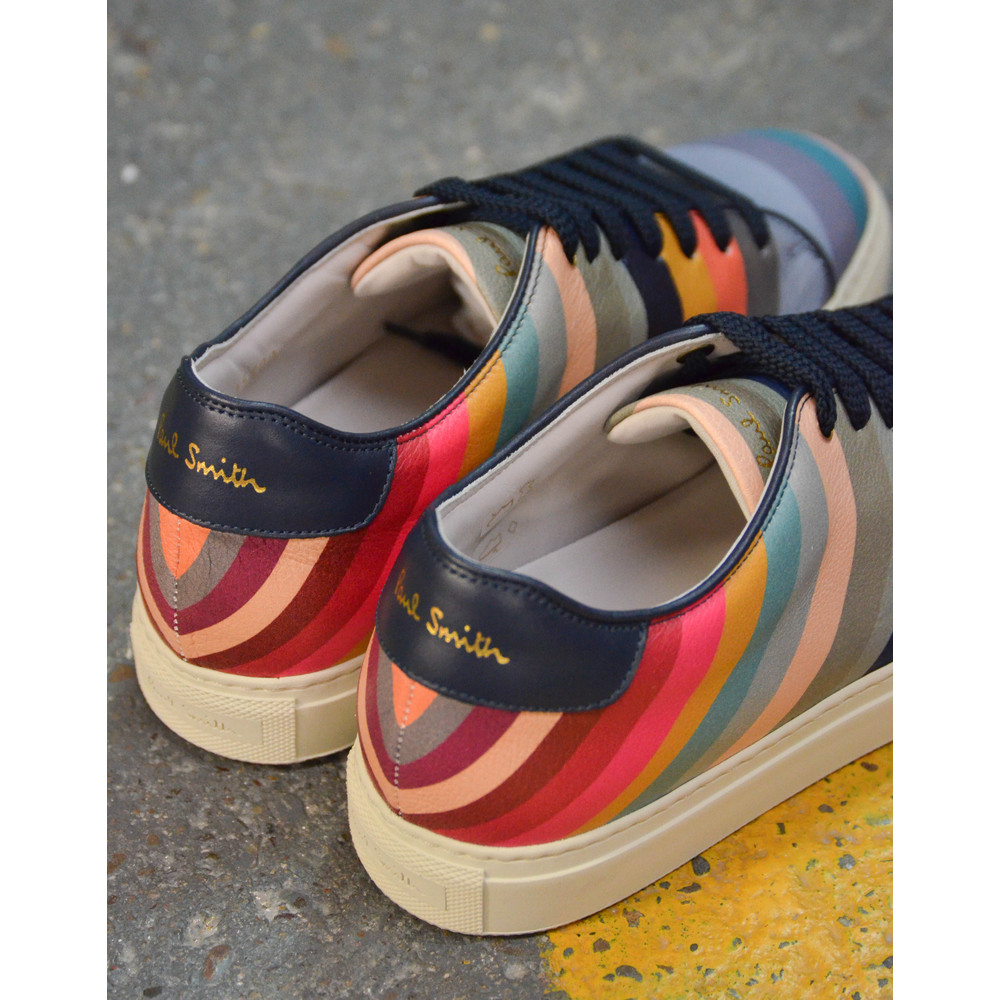 Paul Smith Shoes Swirl Basso Trainer Multi